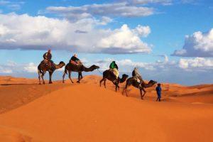 Ruta 4 Dias Casablanca Fez Sahara Desierto Marrakech