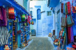 Ruta 4 dias desde Tanger al Desierto Marrakech