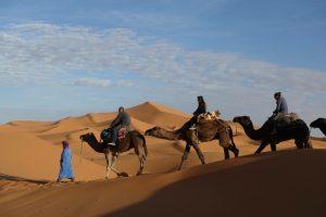 Ruta 3 Días desde Ouarzazate al desierto Merzouga